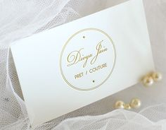"""Check out new work on my @Behance portfolio: """"Branding Project - Divya Jain (Pret/Couture)""""…"""