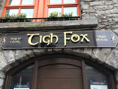Tigh Fox Trad House, Forster Street, Galway. Photo: Facebook.