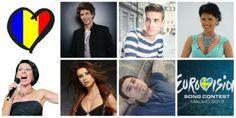 Romania Eurovision 2013: cele 32 de piese semifinaliste (audio) Romania, Audio, Songs, Song Books