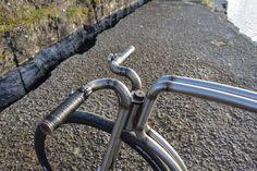 Resultado de imagem para raw steel bike