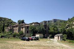 Cirque de Navacelles: dorp in keteldal **** | Dorpen in Frankrijk
