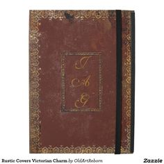 Rustic Covers Victorian Charm