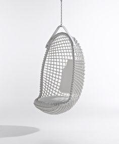 Eureka hanging chair large