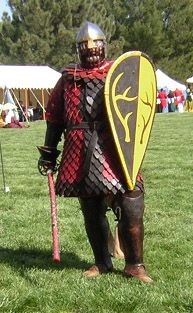 Torvaldr's Leatherworks - SCA Armor and the Viking Home Companion