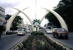 My favourite Place in the world, lived here for 12 years.......Mombasa, Kenya