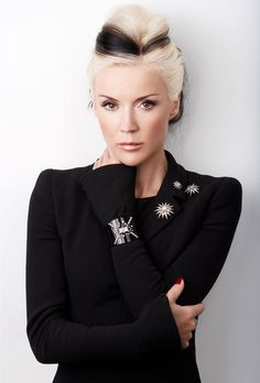 Daphne Guinness the designer