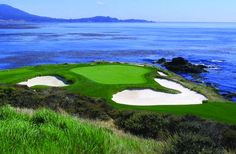 Pebble Beach Golf Course Wallpaper - Bing Images