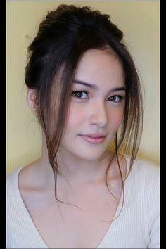 Asian Beauty, Natural Beauty, Miki Sato, Asian Makeup Looks, Filipina Girls, Filipina Beauty, Wedding Makeup Artist, Hair Styles 2014, Celebrity Makeup