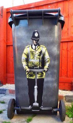 Görülmeye Değer 30 Sokak Sanatı Çalışması- / Street Art