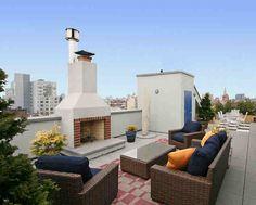 Patrick S Park Slope Rooftop Brooklyn Brownstone Roof Deck Luxury