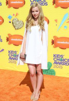 Dove Cameron at Kids Choice Awards 2015