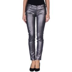 7 For All Mankind Jeans ($69) ❤ liked on Polyvore featuring jeans, lilac, 7 for all mankind jeans, skinny leg jeans, skinny fit jeans, mini jeans and mid rise jeans