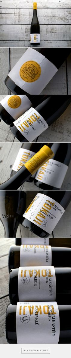 Kincsem Kastély Winery / 2015-2016 on Behance... - a grouped images picture - Pin Them All