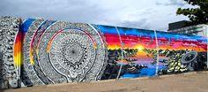 Street Art Murals | The 10 Best Denver Street Art Murals of the Season (So Far)