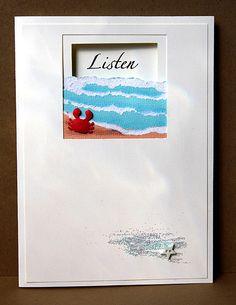 One Last Summer Card, a perfect CAS Card