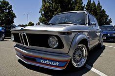Vintage BMW 2002