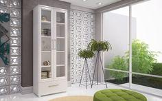 Manhattan Comfort Serra 1.0- 5- Shelf Bookcase