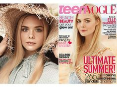 #mindfashions #mindstyles   Teen Vogue June/july 2014