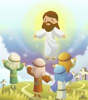 Imagens Fofas - Jesus e as Crianças Bible Crafts, Bible Art, Art Drawings For Kids, Cartoon Drawings, Reading Cartoon, Jesus Cartoon, Jesus Photo, Christ Is Risen, Old School Cartoons