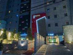 Seoul F Hotel Yeongdeungpo South Korea, Asia F Hotel Yeongdeungpo is perfectly located for both business and leisure guests in Seoul. The property features a wide range of facilities to make your stay a pleasant experience. To be found at the hotel are free Wi-Fi in all rooms, 24-hour front desk, facilities for disabled guests, express check-in/check-out, luggage storage. Comfortable guestrooms ensure a good night's sleep with some rooms featuring facilities such as television...