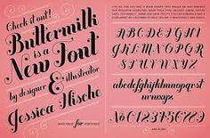 Afbeeldingsresultaat voor lettertypes combinatie