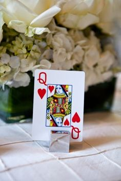 """Very cute and quirky ideas for table """"numbers"""""""