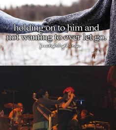 Frerard <3 they have preformed songs where they never stopped touching each other