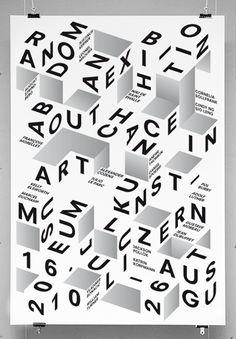 Zufall: Kunstmuseum Luzern