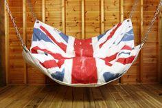Le Beanock™ – A Bean Bag Hammock Style Chair, $500