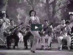 """This is """"Carmen Amaya EEUU1944"""" by melisflamenco.com on Vimeo, the home for high quality videos and the people who love them."""