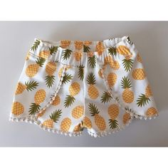 coachella shorts pattern by striped swallow designs. Cute Summer Outfits, Short Outfits, Kids Outfits, Cute Outfits, Short Niña, Short Girls, Jupe Short, Diy Shorts, Diy Vetement
