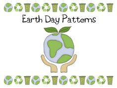 "FREE MATH LESSON - ""Earth Day Math - Patterns"" - Go to The Best of Teacher Entrepreneurs for this and hundreds of free lessons.   Pre-Kindergarten - 1st Grade   #FreeLesson  #EarthDay   http://www.thebestofteacherentrepreneurs.net/2014/04/free-math-lesson-earth-day-math-patterns.html"