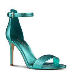 Mana Open Toe Sandals | Metallics | Spring Trends | Spring Fashion | Special Occasion | Nine West