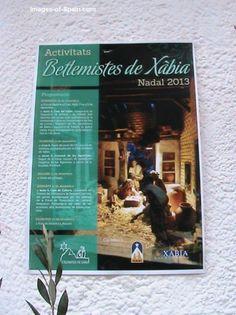 Betlemistes de Xabia Javea Spain