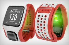 A fine-looking watch, GPS navigation and a heart rate monitor all packed in one - TOMTOM MULTI-SPORT CARDIO WATCH. See more at jebiga.com