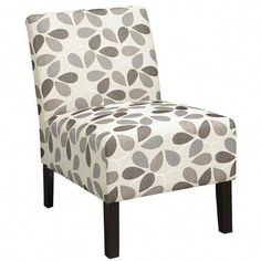 Shop Worldwide Home Furnishings !nspire Fabric Accent Chair at Lowe's Canada. Find our selection of accent chairs at the lowest price guaranteed with price match. White Dining Chairs, Living Room Chairs, Side Chairs, Living Room Furniture, Paint Furniture, Office Furniture, Lounge Chairs, Dining Table, Accent Chairs For Sale