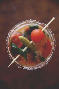 FRESH BLOODY MARYS BY KITCHY KITCHEN
