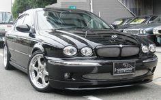 Xtype jaguar body kit