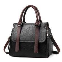 PU Leather Bags Women Handbags Famous Brands Scarves Crossbody Bag For  Women 2018 Luxury Handbags Women Bags Designer 2c132fb6b3878