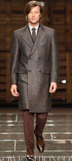 Gorgeous wool coat.