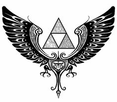 Tattoo idea ;) triforce