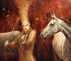 Thoughts in G Minor - Brad Gray G Minor, South African Art, Moose Art, Illustration Art, Thoughts, Gray, Painting, Animals, Animales
