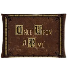 andersonfgytyh Vintage Once Upon a Time Pattern Soft Pill…