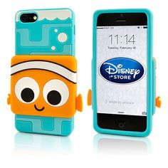 Disney Phone Case Roundup. This case is super cute and great for all of you Disney or memo fans. (PS there is going to be a finding memo two called finding dory.)
