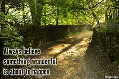 For perseverance that keeps you going, who knows what's round the corner #GoodMorning #YouCanDoIt #GetOutside #Quotes