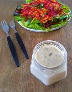 Molho de iogurte para salada - COZINHANDO PARA 2 OU 1 Great Recipes, Healthy Recipes, Healthy Breakfast Muffins, Low Carb Sauces, Weird Food, Crazy Food, Diet Inspiration, Potato Recipes, Carne