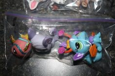 LPS Littlest Pet Shop - Lot of 6, super cute!