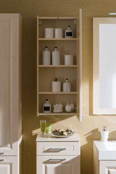Katy Vanilka patina Bathroom Medicine Cabinet