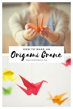 Jun 2019 - Origami cranes are the most iconic creations of the Japanese art of paper folding. They're also beautiful, fun, and easy to make with a little practice – even for beginners. Origami Star Box, Origami Love, Origami Fish, Origami Design, Origami Stars, Origami Paper, Origami Cranes, Dollar Origami, Origami Ball