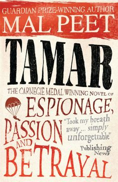 A CILIP Carnegie Medal winner, this is a complicated love story with a backdrop of WWII, spies, and a modern-day treasure hunt to discover the truth of what happened.